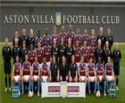 Équipe de Aston Villa F.C. 2009-10