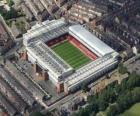 Stade de Liverpool F.C. - Anfield -