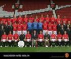 Équipe de Manchester United F.C. 2008-09