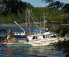 Petit bateau de pêcheurs