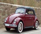 Classique voiture - Volkswagen Coccinelle