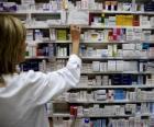 Pharmaceutique de prendre un médicament