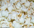 Pop-corn ou maïs soufflé