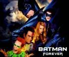 Plusieurs personnages de Batman