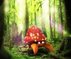 Parasect - Pokémon type Plante Bestiole