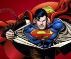 Dessin de Superman