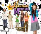 Personnages principaux de Hannah Montana, Miley Ray Stewart, Lillian «Lilly» Truscott Oliver Oken, Rod Stewart Jackson, Robby Ray Stewart et Rico Suave