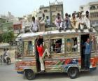 Bus, Karachi