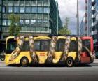 Autobus urbain, Copenhague