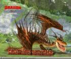 Cauchemar Monstrueux, le dragon le plus féroce et redouté