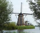 Moulins de Kinderdijk, Pays-Bas