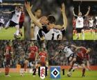 Fulham FC 2 - Hamburger SV 1