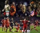 Liverpool FC 2 - Atletico de Madrid 1