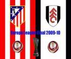 Europe finale de la Ligue 2009-10 Atletico Madrid vs Fulham FC