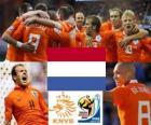Sélection des Pays-Bas, Groupe E, 2010 Afrique du Sud