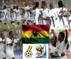 Sélection du Ghana, Groupe D, 2010 Afrique du Sud