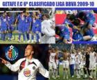 FC Getafe BBVA sixième Ligue annonces 2009-2010