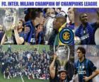 FC. Champion Internazionale Milano de Ligue des Champions 2009-2010