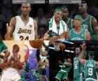 2009-10 NBA final, 2e partie, les Boston Celtics 94 - Los Angeles Lakers 103