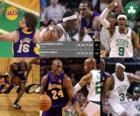 Finales NBA 2009-10, Partie 3, Los Angeles Lakers 91 -  Boston Celtics 84