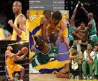 Finales NBA 2009-10, Game 6, Boston Celtics 67 - Los Angeles Lakers 89