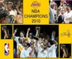 Champions NBA 2010 - Los Angeles Lakers -