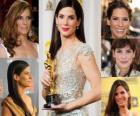 Sandra Bullock a reçu de nombreuses récompenses et nominations pour ses réalisations d'interprétation, dont notamment un Oscar de la meilleure actrice, un Golden Globe de la meilleure actrice dramatique