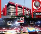 Salonu Pavillon Spor Abdi Ipekci à Istanbul (FIBA 2010 Championnat du monde de basket en Turquie)