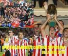 Atletico Madrid, Supercoupe 2010