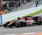 Buemi Sébastien, Jaime Alguersuari - Toro Rosso - Spa-Francorchamps 2010