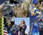 US Open de tennis Kim Clijsters champion 2010