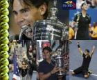 Rafael Nadal champion US Open de tennis 2010