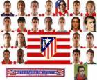 Équipe de Atlético de Madrid 2009-10