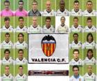 Équipe de Valence CF 2009-10