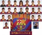 Équipe de FC Barcelone 2010-11