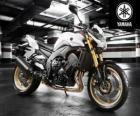 Yamaha FZ8N