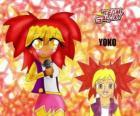 Kiko ou Yoko est une jeune fille de 15 ans, amateur de musique pop qui aime à chanter karaoké