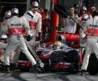 Lewis Hamilton - McLaren - Suzuka 2010