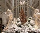 Anges au Rockefeller Center