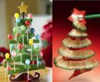 arbres de Noël, origine