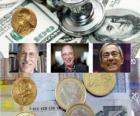 Prix Nobel d'économie 2010 - Peter A. Diamond, Dale T. Mortensen et Christopher A. Pissarides -