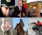 Vladimir Poutine le deuxième président de la Russie depuis l'éclatement de l'Union soviétique