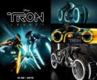 Tron : L'Héritage et des véhicules fantastiques