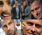 Pep Guardiola VS Jose Mourinho, 2010-11