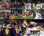 FC Barcelone VS Real Madrid, 2010-11
