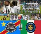 Coupe du Monde des Clubs de finale 2010 - Englebert Mazembe TP vs FC Internazionale Milano -