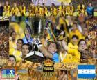 Real Club Deportivo España Champion Apertura 2010 (Honduras)
