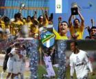 Club Social y Deportivo Comunicaciones champion de l'Apertura 2010 (Guatemala)