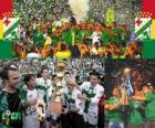 Club Deportivo Oriente Petrolero Clausura champion 2010 (Bolivie)