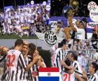 Club Libertad Clausura Champion 2010 (Paraguay)